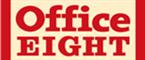 ロゴ オフィスエイト