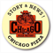 ロゴ 宅配ピザのシカゴピザ&シカゴデリータ