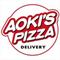 ロゴ アオキーズ・ピザ