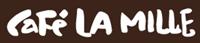 ロゴ CAFE LA MILLE