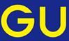 ロゴ GU