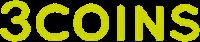 ロゴ 3COINS